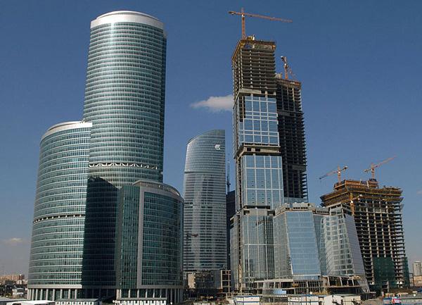 """Один из двух последних свободных участков в деловом центре  """"Москва-Сити """" достался владельцам торгового центра..."""