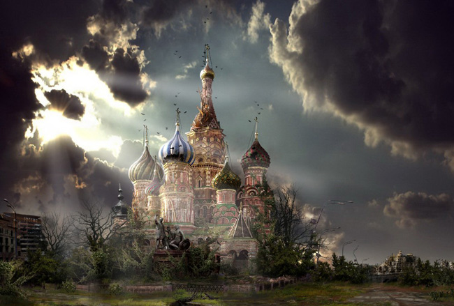 """Спецоперация """"Спасение России"""""""