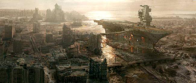 Fallout 3 Art.