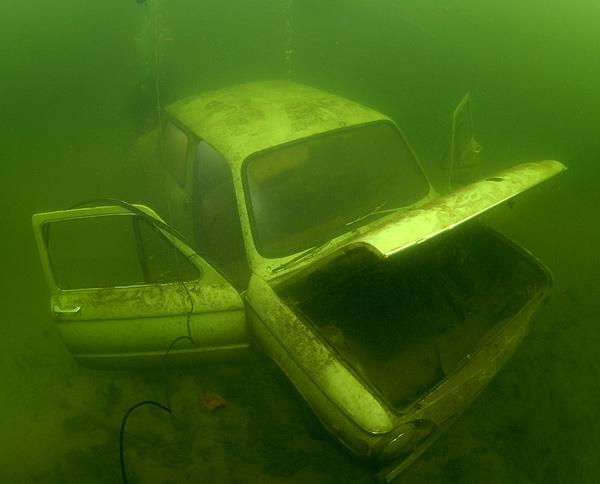 На дне озера в Твери (15 фотографий), photo:7. Фото 7, На дне озера в...