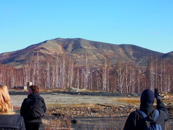 Карабаш Лысая гора