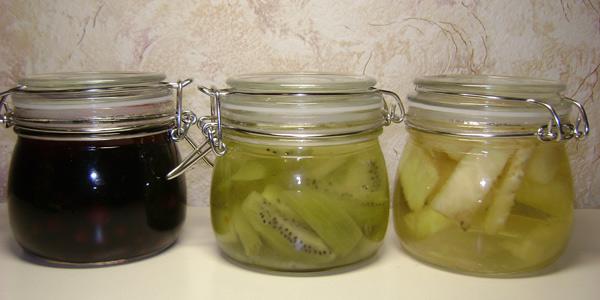 Ликеры на фруктах рецепты