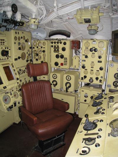 Подводная лодка музей
