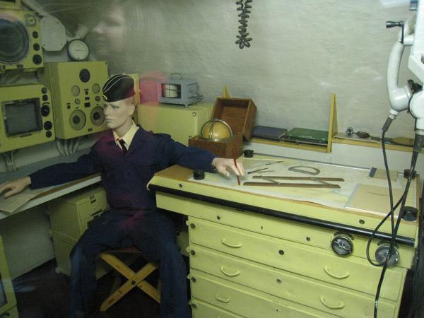 мичман на подводной лодке