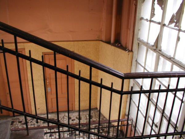 лестница РХТУ
