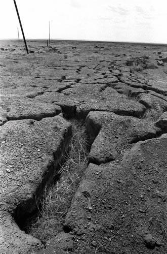земля после ядерного взрыва