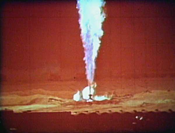 Гашение газовых и нефтяных фонтанов